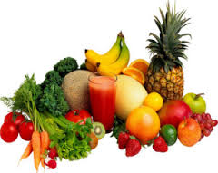 Fruits and Vegetables Balance pH