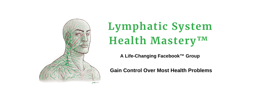 Lymphatic System Health Mastery FB Cover